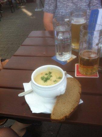 Oberursel (Taunus), Germany: Guter Kartoffelsuppe