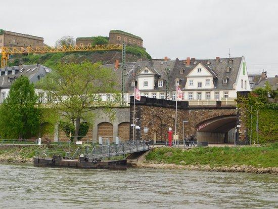 Rheinfähre Ehrenbreitstein