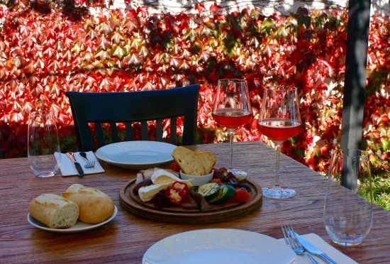 Martinborough, New Zealand: a perfect setting for wine & a platter lunch
