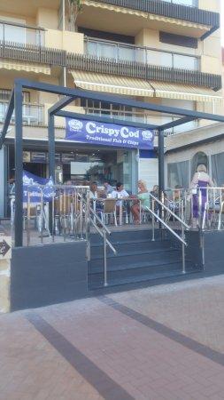 Crispy Cod