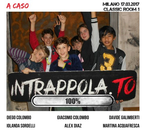 Escape Room Intrappola.TO - Milano