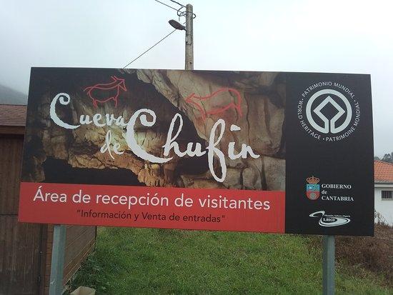 Puente Viesgo, Spain: Cueva de Chufín