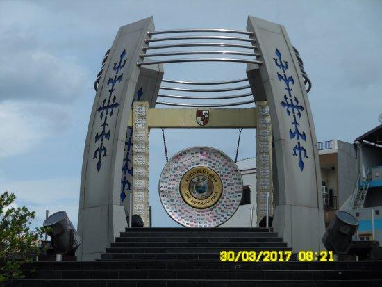 World Peace Gong Ambon