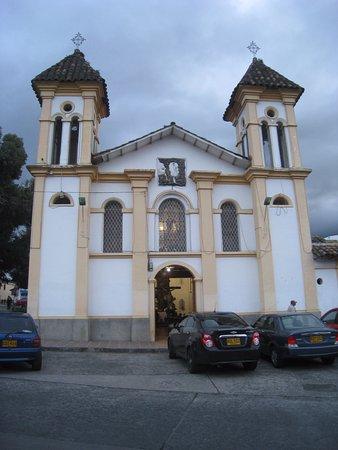Iglesia Templete de Nuestra Señora de Lourdes