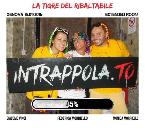‪Escape Room Intrappola.TO - Genova‬