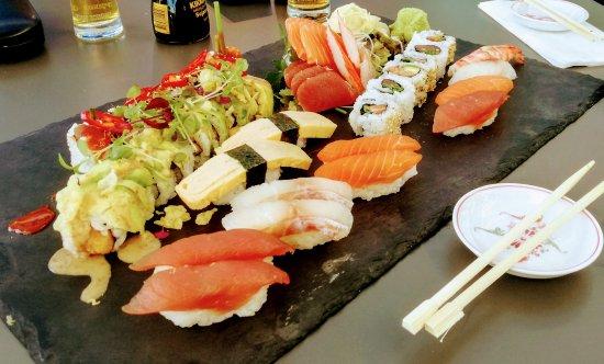 Forchheim, Germany: individuelle Sushi-Auswahl für 2 Personen