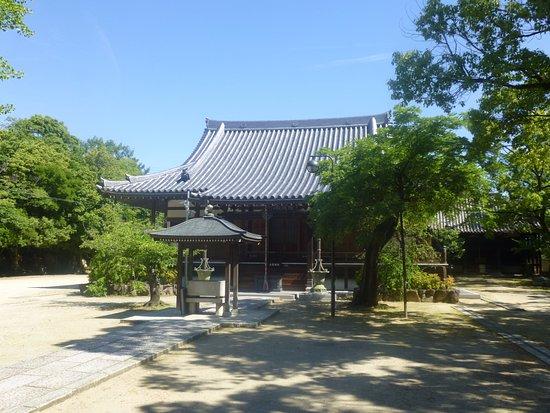 Itami, Japón: 本堂(薬師堂)です