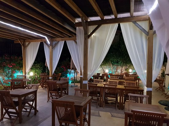TERRASSE OMBRAGEE - Picture of L\'Escale du Somail, Le Somail ...