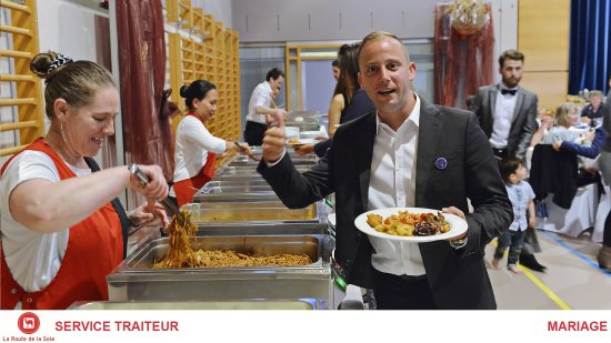 Morges, Switzerland: Service Traiteur mariage