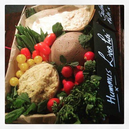 Sleepers Restaurant: Pate' Box