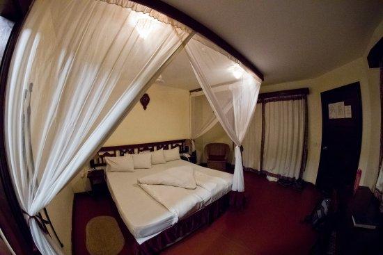 Kia Lodge – Kilimanjaro Airport: Our room