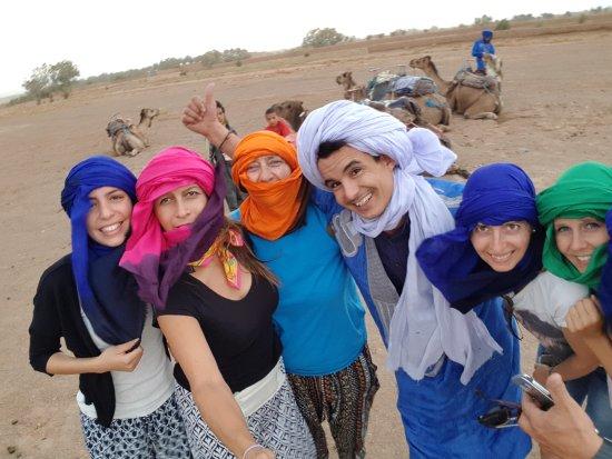Sahara Viaje 4x4