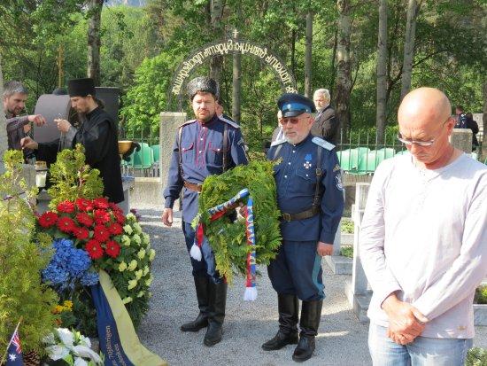 Kosakenfriedhof