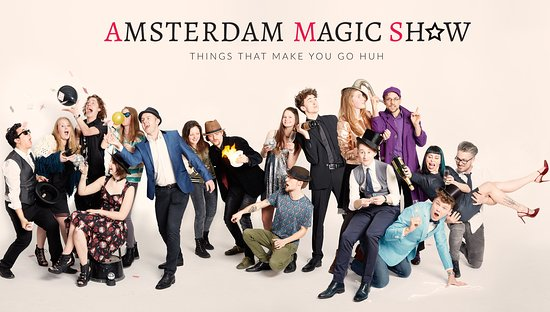‪Amsterdam Magic Show‬