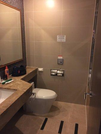 Une belle salle de bain - Picture of Haeundae Centum Hotel, Busan ...