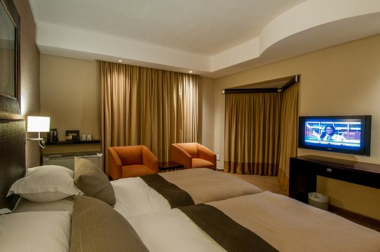 Paxton Hotel: Twin Room