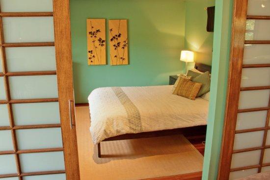 Narbethong, Australia: Nanking bedroom