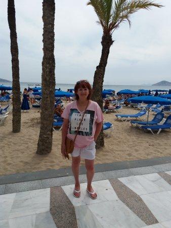 MedPlaya Hotel Regente: Best beach