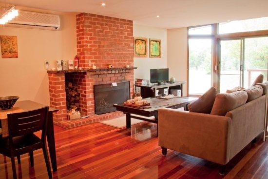 Narbethong, Australia: Nanking loungeroom