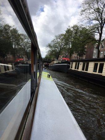 Radisson Blu Hotel Amsterdam Airport: Scenes on board the river cruise