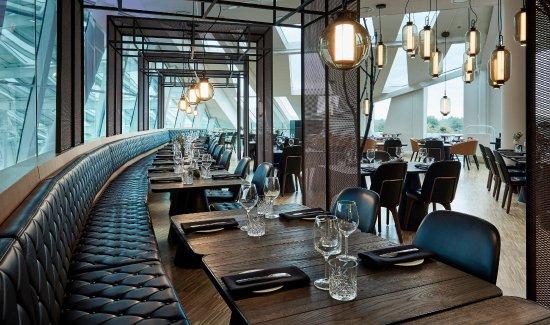 bella sky restaurant anmeldelse
