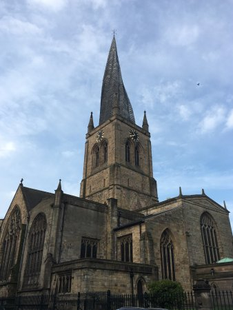 Chesterfield Parish Church/Crooked Spire: photo1.jpg