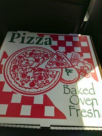 Ho Ho Kus, NJ: pizza