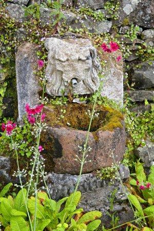 Ballantrae, UK: The formal garden