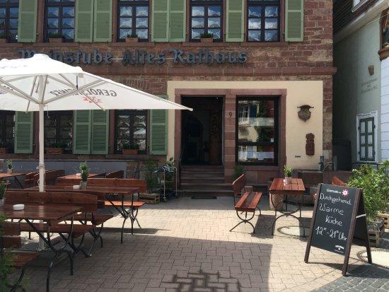 Sankt Martin, Alemania: Terrasse
