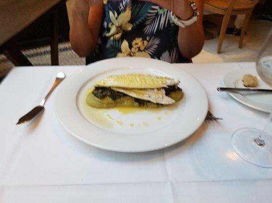 Ambrosia restaurant lindos 07 p o 851 restaurant for Ambrosia mediterranean cuisine