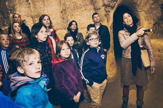 Maastricht Underground North Caves