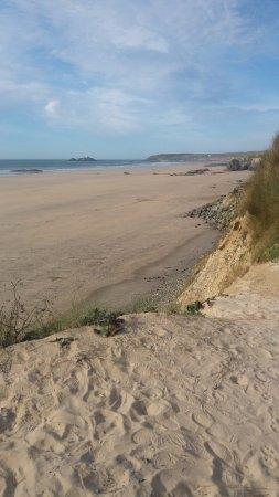 Carnhell Green, UK: Godrevy Beach