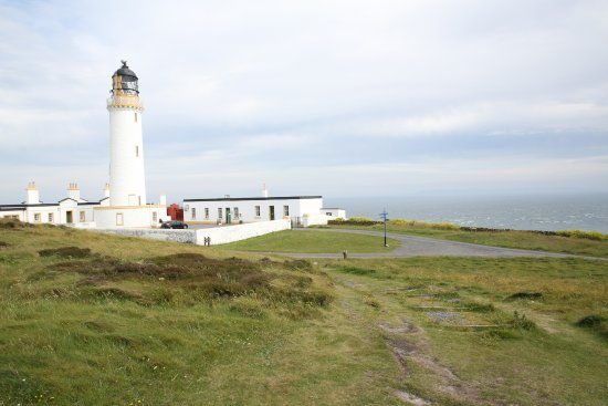 Mull of Galloway, UK: Lighthouse