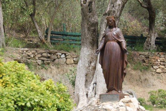 Meryemana (The Virgin Mary's House): Entrance