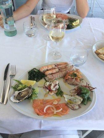 Un pranzo superlativo!