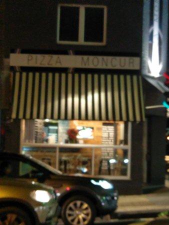Randwick, Αυστραλία: Pizza Moncur