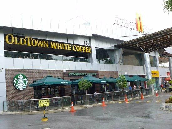 ปันไตเซนัง, มาเลเซีย: Cenang Mall front view