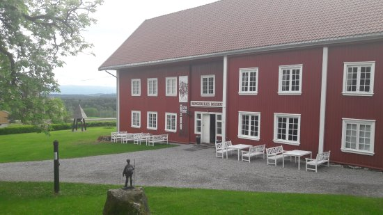 Хонефосс, Норвегия: Ringerikes Museum