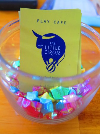 Quang Nam Province, Vietnam: The Little Circus , First play cafe in central vietnam