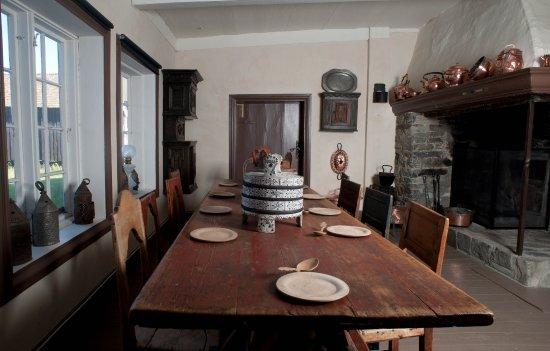 Хонефосс, Норвегия: Kjøkkenet på Prestegården