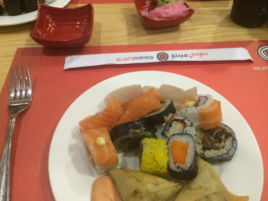 All you can eat, Ramadan Offer  - Picture of Sushi Minto