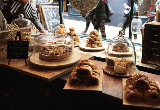 Savoury Treats From Our Deli Picture Of Biddy S Tea Room Norwich Tripadvisor