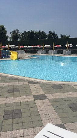 Dolo, Italy: Piscina SSD Riviera Nuoto