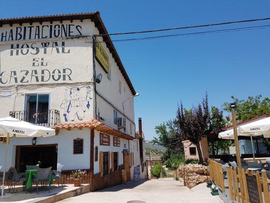 Nuevalos, Spain: Hostal El Cazador