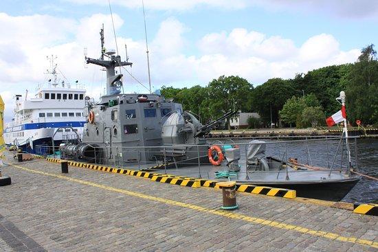 Torpedo Boat Cruise