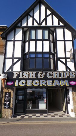 ‪The Tudor Chippy‬