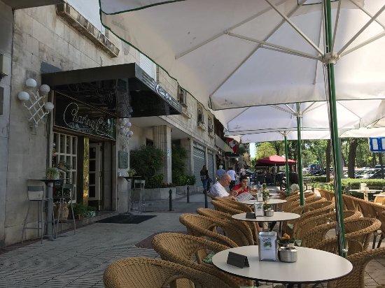 Charing Cross Madrid Princesa Restaurant Reviews