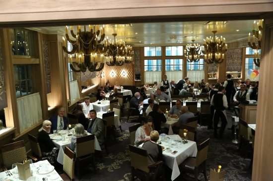 dining room - picture of commander's palace, new orleans - tripadvisor