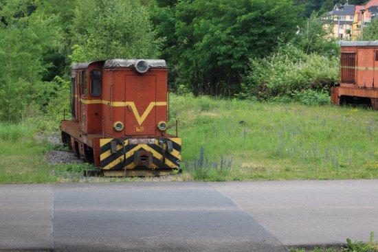 Freital, Γερμανία: Weisseritztalbahn