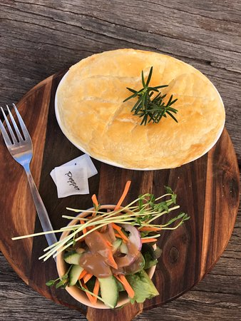 Tamborine, Australia: Guiness Pie